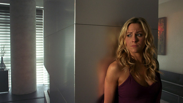 Brittany Daniel turns 36 on March 17, 2012.  The actress is known for television shows such as &#39;The Game&#39; and &#39;Sweet Valley High.&#39;  She has also starred in films such as &#39;Joe Dirt,&#39; &#39;White Chicks&#39; and &#39;Skyline.&#39;  &#40;Pictured: Brittany Daniel is pictured in a scene from &#39;Skyline.&#39;&#41;  &#40;Pictured: Brittany Daniel is pictured in a scene from &#39;Skyline.&#39;&#41; <span class=meta>(Black Monday Film Services)</span>