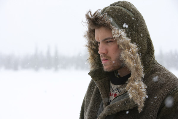 Emile Hirsch turns 27 on March 13, 2012. The actor is known for films such as, &#39;Alpha Dog,&#39; &#39;Into the Wild&#39; and &#39;Milk.&#39; &#40;Pictured: Emile Hirsch is pictured in a scene from the 2007 movie &#39;Into the Wild.&#39;&#41; <span class=meta>(Paramount Vantage)</span>