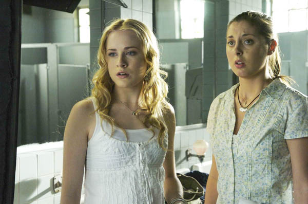 Eva Amurri turns 27 on March 15, 2012. The actress is the daughter of Susan Sarandon and is known for films such as &#39;The Banger Sisters,&#39; which starred her mother, &#39;Saved&#39; and &#39;The Life Before Her Eyes.&#39;  &#40;Pictured: Eva Amurri &#40;right&#41; is pictured with Evan Rachel Wood in a scene from the 2007 movie &#39;The Life Before Her Eyes.&#39;&#41; <span class=meta>(2929 Productions)</span>