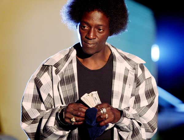 Flavor Flav turns 53 on March 16, 2012.  The rapper is known for being a founding member of hip hop group Public Enemy. The reality television star is also known for shows such as &#39;Flavor of Love,&#39; &#39;Strange Love&#39; and &#39;The Surreal Life.&#39;  &#40;Pictured: Flavor Flav is pictured in a scene from &#39;Confessions of a Pit Fighter.&#39;&#41; <span class=meta>(Alliance Group Entertainment)</span>