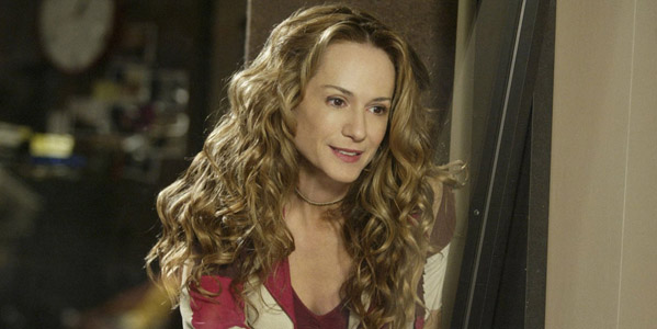Holly Hunter turns 54 on March 20, 2012.  The actress is known for films such as &#39;Thirteen,&#39; &#39;Little Black Book&#39; and &#39;The Incredibles.&#39;  &#40;Pictured: Holly Hunter is pictured in a scene from the movie &#39;Little Black Book.&#39;&#41; <span class=meta>(Revolution Studios)</span>