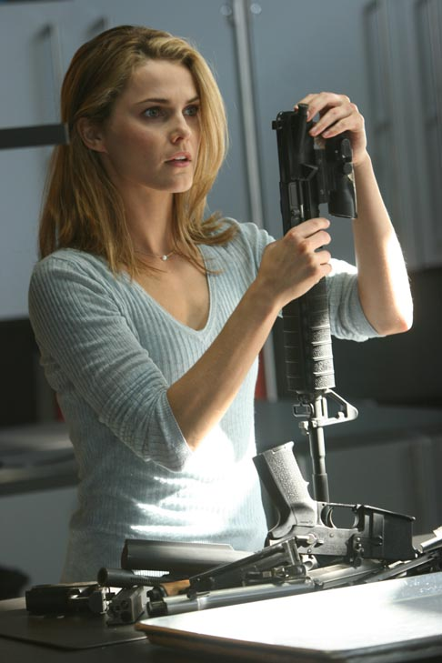 Keri Russell turns 36 on March 23, 2012.  The actress is known for films such as &#39;The Upside of Anger,&#39; &#39;Felicity,&#39; &#39;Mission: Impossible III&#39; and &#39;Extraordinary Measures.&#39;  &#40;Pictured: Keri Russell is pictured in a scene from &#39;Mission Impossible III.&#39;&#41; <span class=meta>(Paramount Pictures)</span>