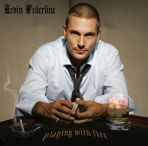 Kevin Federline turns 34 on March 21, 2012.  The star is known for his album &#39;Playing with Fire&#39; and his former marriage to pop star Britney Spears.  &#40;Pictured: Kevin Federline is pictured on the cover of his album &#39;Playing with Fire.&#39;&#41; <span class=meta>(Disco D)</span>