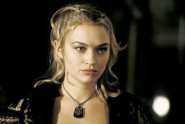 "<div class=""meta ""><span class=""caption-text "">Sophia Myles turns 32 on March 18, 2012.  The actress is known for films such as 'Tristan + Isolde,' 'Underworld,' 'Outlander' and 'Underworld: Evolution.'  (Pictured: Sophia Myles is pictured in a scene from 'Underworld: Evolution.') (Screen Gems)</span></div>"