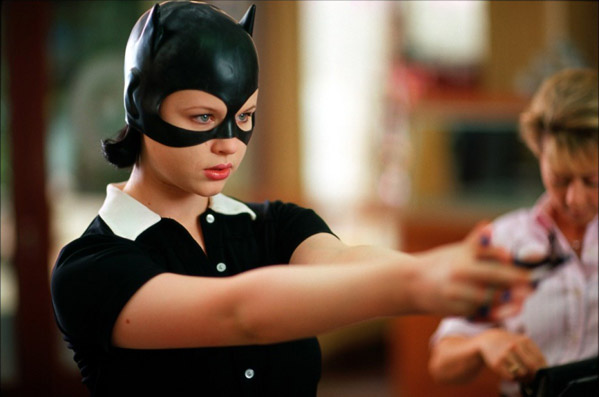(Pictured: Thora Birch is pictured in a scene from 'Ghost World.')