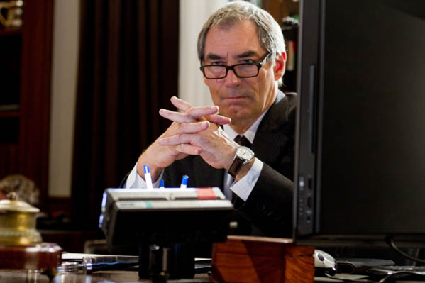 Timothy Dalton turns 66 on March 21, 2012. The actor is known for playing James Bond in &#39;The Living Daylights&#39; and &#39;License to Kill.&#39;  &#40;Pictured: Timothy Dalton appears in a scene from &#39;The Tourist.&#39;&#41; <span class=meta>(Storyline Entertainment)</span>