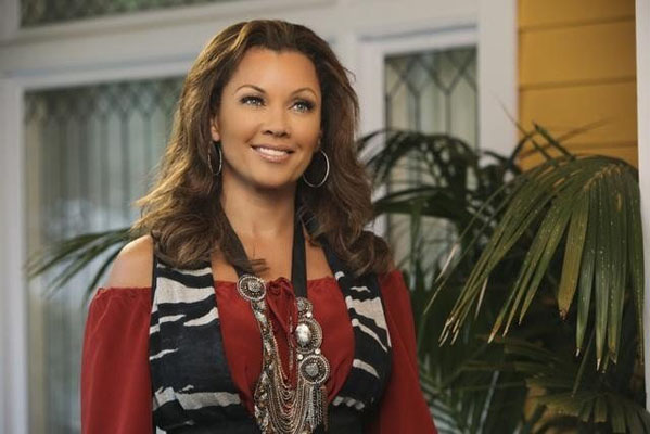 Vanessa Williams turns 49 on March 18, 2012.  The actress is known for films such as &#39;Shaft&#39; and &#39;Hannah Montana: The Movie&#39; as well as television shows such as &#39;Ugly Betty&#39; and &#39;Desperate Housewives.&#39; She is also known for R&#38;B songs such as &#39;Dreamin&#39; and &#39;Colors of the Wind.&#39;  &#40;Pictured: Vanessa Williams is pictured in a scene from &#39;Desperate Housewives.&#39;&#41; <span class=meta>(ABC Studios)</span>