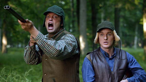 Vince Vaughn turns 42 on March 28, 2012.  The actor is known for films such as &#39;The Break-Up,&#39; &#39;Dodgeball: A True Underdog Story,&#39;  &#39;Couples Retreat&#39; and &#39;Wedding Crashers.&#39;  &#40;Pictured: Vince Vaughn &#40;left&#41; appears with Owen Wilson in a scene from &#39;Wedding Crashers.&#39;&#41; <span class=meta>(New Line Cinema)</span>