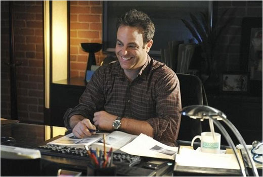 Paul Adelstein turns 43 on April 29, 2012. The actor is known for shows such as &#39;Private Practice&#39; and &#39;Prison Break&#39; and films such as &#39;Intolerable Cruelty&#39; and &#39;Bedazzled.&#39;  <span class=meta>(American Broadcasting Companies, Inc.&#47;Eric McCandless)</span>