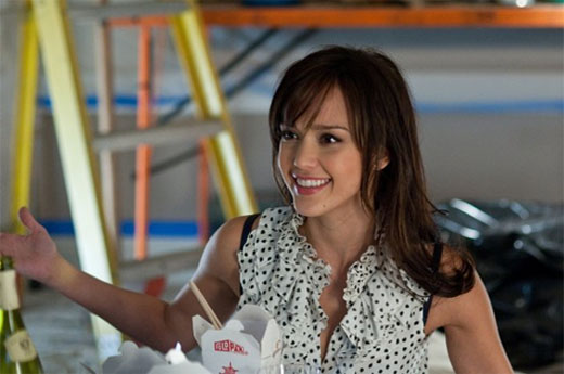 Jessica Alba in a scene from the film, 'Little...