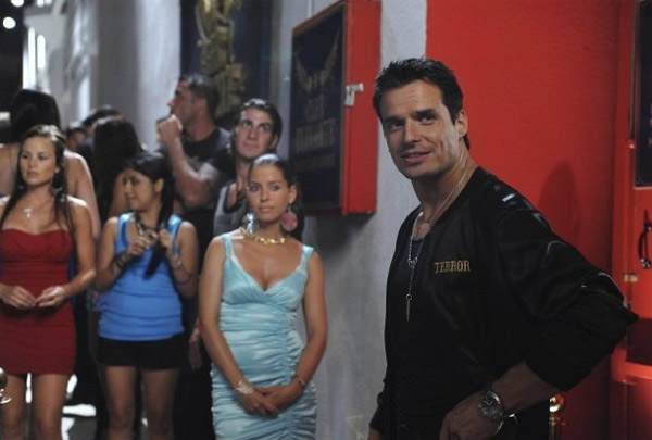 Antonio Sabato Jr. appears in a scene from 'Bones'.