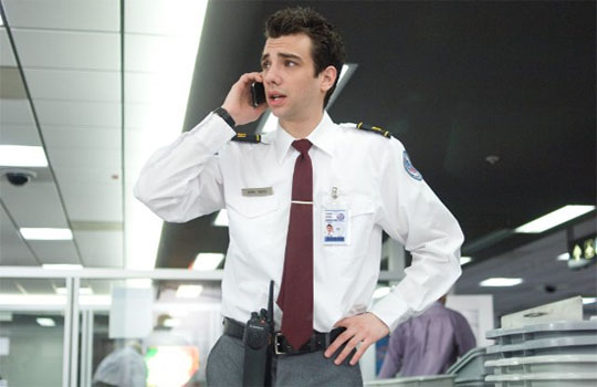 Jay Baruchel in a scene from 'She's Out of My...