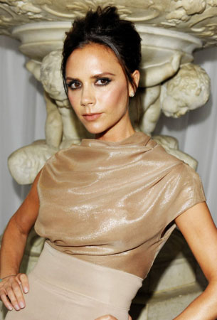 Victoria Beckham turns 38 on April 17, 2012. The Spice Girl member is known for songs such as &#39;Wannabe,&#39; &#39;Spice Up Your Life,&#39; &#39;Say You&#39;ll Be There&#39; and &#39;Stop.&#39;  <span class=meta>(facebook.com&#47;pages&#47;DVb-Victoria-Beckham&#47;8400033683?v=wall)</span>