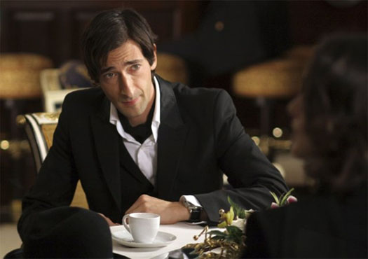 "<div class=""meta ""><span class=""caption-text "">Adrien Brody turns 39 on April 14, 2012. The actor is known for films such as 'The Pianist,' 'King Kong,' 'Predators' and 'The Village.'  (Endgame Entertainment/Ram Bergman Productions/Weinstein Company)</span></div>"