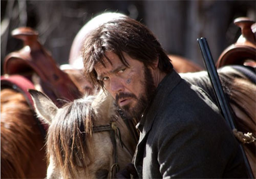 Josh Brolin in a scene from 'True Grit.'