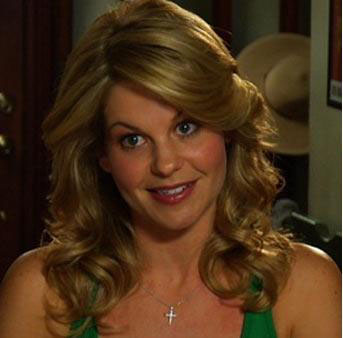 Candace Cameron appears in a scene from the ABC...
