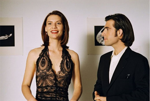 Claire Danes turns 33 on April 12, 2012. The award winning actress is known for shows such as &#39;My So-Called Life,&#39; and films such as &#39;Temple Grandin,&#39; &#39;Stardust,&#39; &#39;The Family Stone,&#39; and &#39;Romeo &amp; Juliet.&#39; &#40;Pictured: Claire Danes and Jason Schwartzman in a scene from &#39;Shopgirl.&#39;&#41;  <span class=meta>(Hyde Park Entertainment, Inc.&#47;Sam Emerson)</span>