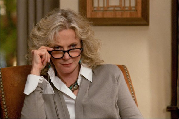Blythe Danner turns 70 on Feb. 3, 2013. The actress is known for movies such as &#39;The Prince of Tides,&#39; &#39;Meet the Parents,&#39; and &#39;Meet the Fockers.&#39; <span class=meta>(Universal Studios &amp; DW Studios LLC.)</span>
