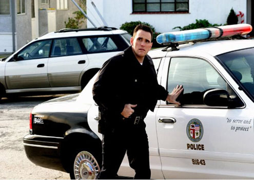 Matt Dillon turns 49 on Feb. 18, 2013. The actor is known for movies such as &#39;There&#39;s Something About Mary,&#39; &#39;Crash,&#39; &#39;Wild Things,&#39; and &#39;Drugstore Cowboy.&#39; &#40;Pictured: Matt Dillon as Officer John Ryan in the film &#39;Crash.&#39;&#41; <span class=meta>(Bob Yari Productions&#47;DEJ Productions)</span>