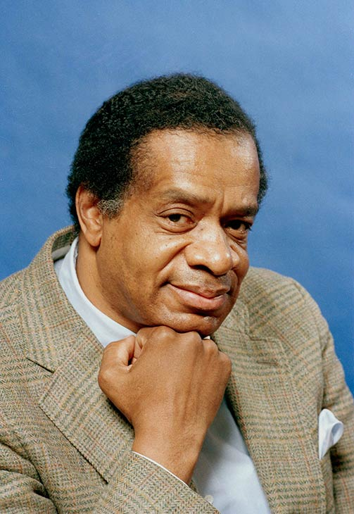 Jazz and rhythm and blues musician Donald Byrd, known for his contributions to hard-bop jazz mainstream music in the 1950&#39;s and 1960,  died at age 80 on Feb. 2013 in Delaware, according to the official website of the Michigan-based Haley Funeral Directors group, which is handling his funeral arrangements. Services are private.  &#40;Pictured: Jazz educator and musician Donald Byrd is pictured in New York, March 12, 1990.&#41; <span class=meta>(AP &#47; Marty Lederhandler)</span>