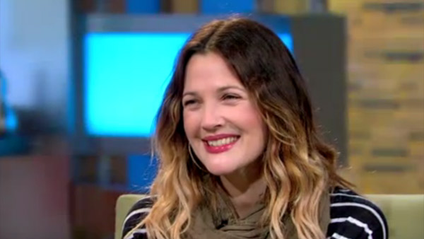 Drew Barrymore appears on ABC's 'Good Morning...