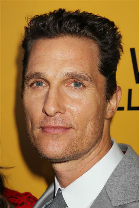 Matthew McConaughey attends the premiere of &#39;The Wolf of Wall Street&#39; in New York on Dec. 17, 2013. <span class=meta>(Dave Allocca &#47; Startraksphoto.com)</span>