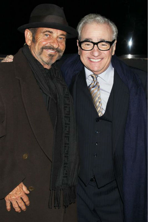 Joe Pesci and Martin Scorsese attend an after party following the premiere of &#39;The Wolf of Wall Street&#39; in New York on Dec. 17, 2013. <span class=meta>(Dave Allocca &#47; Startraksphoto.com)</span>