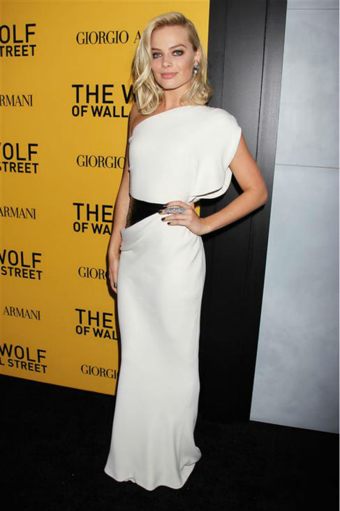 Margot Robbie attends the premiere of &#39;The Wolf of Wall Street&#39; in New York on Dec. 17, 2013. <span class=meta>(Dave Allocca &#47; Startraksphoto.com)</span>