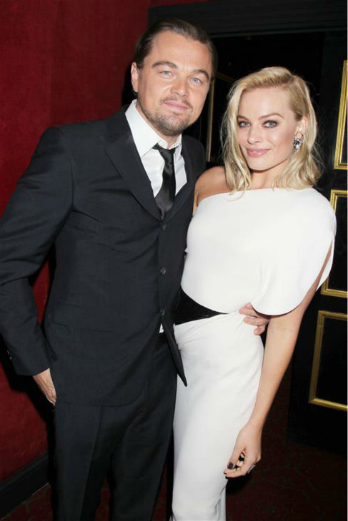 Leonardo DiCaprio and Margot Robbie attend the premiere of &#39;The Wolf of Wall Street&#39; in New York on Dec. 17, 2013. <span class=meta>(Dave Allocca &#47; Startraksphoto.com)</span>