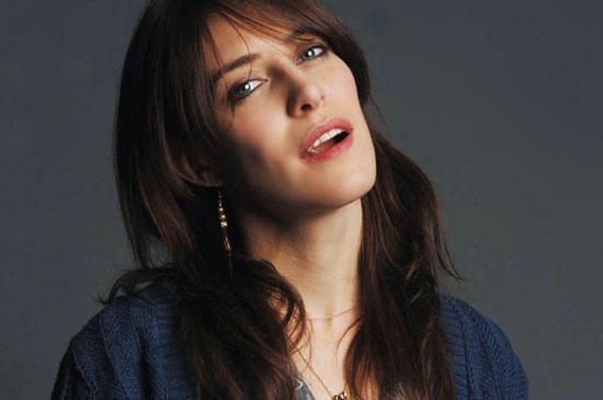 Feist appears in a photo posted on her MySpace page.