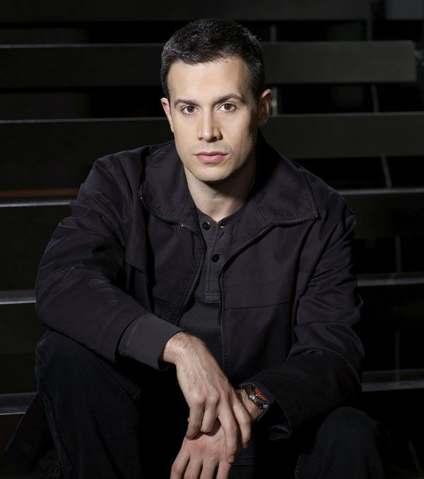 Freddie Prinze, Jr. appears in a promtional photo for '24' in 2010.