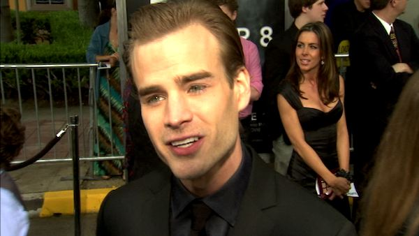 David Gallagher talks to OnTheRedCarpet.com  at...