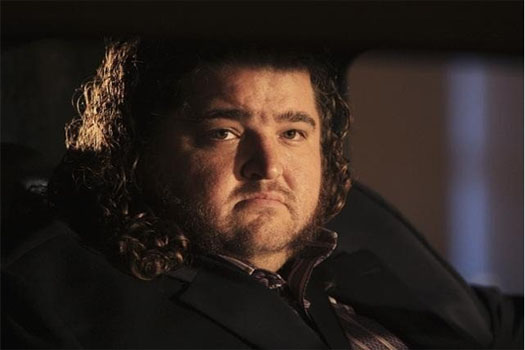 Jorge Garcia in a scene from 'Lost,'