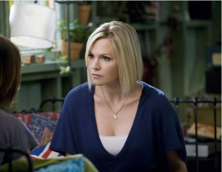 Jennie Garth in a scene from the hit spin-off,...