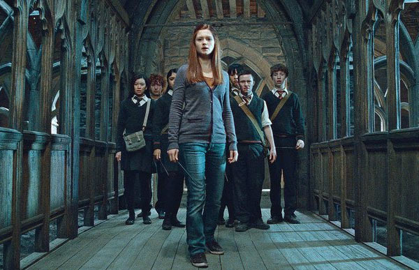 Bonnie Wright turns 22 on Feb. 17, 2013. The actress plays Ginny Weasley in the &#39;Harry Potter&#39; films.   &#40;Pictured: Bonnie Wright as Ginny Weasley  in &#39;Harry Potter and the Deathly Hallows - Part 2.&#39;&#41; <span class=meta>(Warner Bros. Pictures)</span>