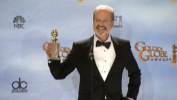 Kelsey Grammer talks to OnTheRedCarpet.com and...