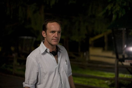 Clark Gregg in a scene from the film, 'Choke.'