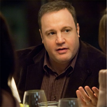 Kevin James turns 47 on April 26, 2012. The actor is known for shows such as &#39;The Kings of Queens&#39; and films such as &#39;Paul Blart: Mall Cop,&#39; &#39;I Now Pronounce You Chuck and Larry&#39; and &#39;Hitch.&#39;  <span class=meta>(Universal Pictures&#47;Imagine Entertainment)</span>