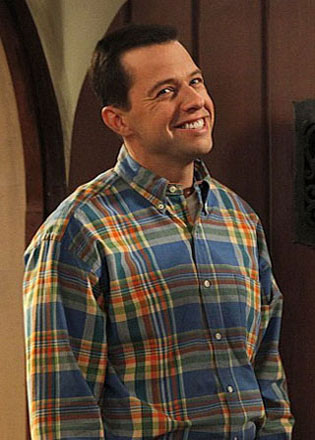 Jon Cryer turns 47 on April 16, 2012. The actor is known for shows such as &#39;Two and a Half Men&#39; and films such as &#39;Pretty in Pink,&#39; &#39;Hot Shots&#39; and &#39;Superman IV: The Quest for Peace.&#39;  <span class=meta>(Chuck Lorre Productions&#47;Tannenbaum Company&#47;The Warner Bros. Television)</span>