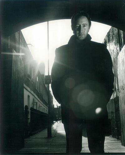 Julian Lennon appears in a photo posted on his Twitter page.