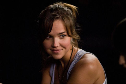 Arielle Kebbel turns 27 on Feb. 19, 2012. The actress is known for movies such as &#39;The Uninvited,&#39; &#39;American Pie Presents,&#39; &#39;John Tucker Must Die,&#39; and &#39;The Grudge 2.&#39; &#40;Pictured: Arielle Kebbel in a scene from &#39;The Uninvited.&#39;&#41; <span class=meta>(DreamWorks SKG &#47; Cold Spring Pictures)</span>