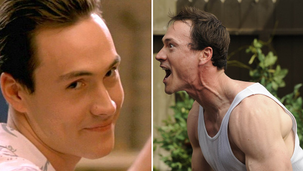Chris Klein turns 33 on March 14, 2012.  The actor is best known for his role in &#39;Election&#39; and in the &#39;American Pie&#39; films and also appeared on the FX comedy series &#39;Wilfred.&#39;  &#40;Pictured: Chris Klein appears in a scene from &#39;American Pie 2&#39; in 2001. &#47; Chris Klein appears in a scene from the FX show &#39;Wilfred&#39; in 2011.&#41; <span class=meta>(Universal Pictures &#47; 20th Century Fox &#47; FX)</span>