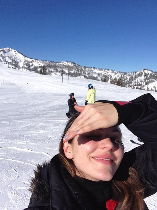"<div class=""meta ""><span class=""caption-text "">'Smash' star and 'American Idol' alum Katharine McPhee posted this photo on Twitter on Dec. 31, 2012, saying: 'Last day in 2012! Happy skiing day for me!!' (twitter.com/katharinemcphee/status/285810888110399489/photo/1)</span></div>"