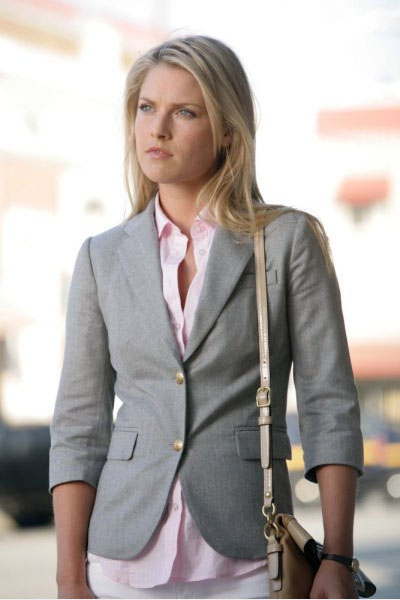 Ali Larter in a scene from 'Heroes.'