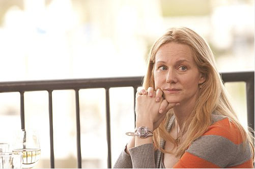 "<div class=""meta ""><span class=""caption-text "">Laura Linney turns 49 on Feb. 5, 2013. The actress is known for movies such as 'The Truman Show,' 'Mystic River' and 'The Exorcism of Emily Rose.' She currently stars in the Showtime series 'The Big C,' and 'John Adams.' (Pictured: Laura Linney in a scene from 'The Big C.') (Showtime)</span></div>"