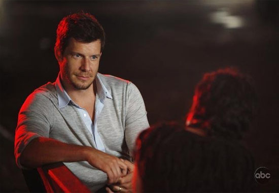 Eric Mabius turns 41 on April 22, 2012. The actor is known for shows such as &#39;Ugly Betty&#39; and &#39;The L Word&#39; and films such as &#39;Resident Evil,&#39; &#39;Cruel Intentions&#39; and &#39;The Crow: Salvation.&#39;  <span class=meta>(ABC&#47;Silent H Productions&#47;Ventanarosa Productions&#47;Reveille Productions)</span>