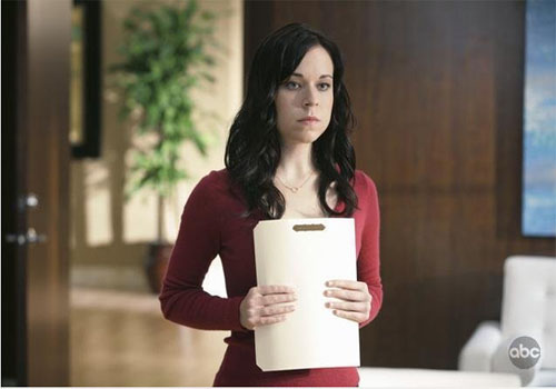 Tina Majorino in a scene from 'The Deep End.'