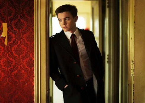 Jesse McCartney turns 25 on April 9, 2012. The singer&#47;actor is known for shows such as &#39;Summerland,&#39; &#39;All My Children,&#39; &#39;Young Justice,&#39; and songs such as &#39;Leavin&#39;,&#39; &#39;Body Language,&#39; and &#39;Shake.&#39;  <span class=meta>(facebook.com&#47;JesseMcCartney?v=wall)</span>