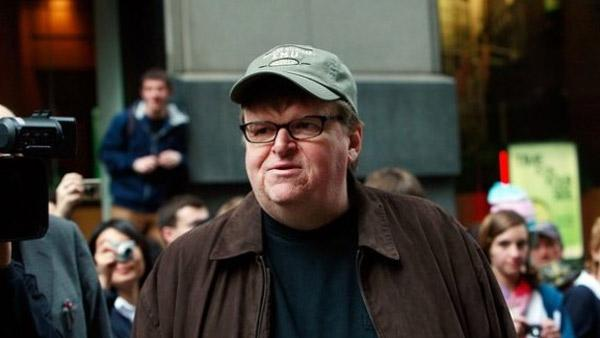 Michael Moore turns 58 on April 23, 2012. The director is known for documentaries such as &#39;Bowling for Columbine,&#39; &#39;Sicko&#39; and &#39;Fahrenheit 9&#47;11.&#39;  <span class=meta>(facebook.com&#47;mmflint)</span>