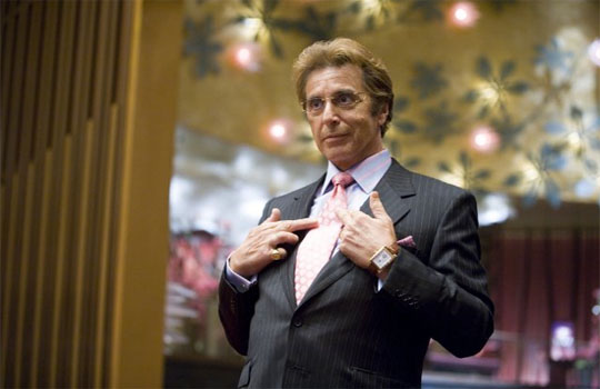 Al Pacino turns 72 on April 25, 2012. The actor is known for films such as &#39;The Godfather,&#39; &#39;The Godfather: Part II,&#39; &#39;Heat&#39; and &#39;Scarface.&#39;  <span class=meta>(Warner Bros. Entertainment Inc.&#47;Village Roadshow Films &#40;BVI&#41;)</span>